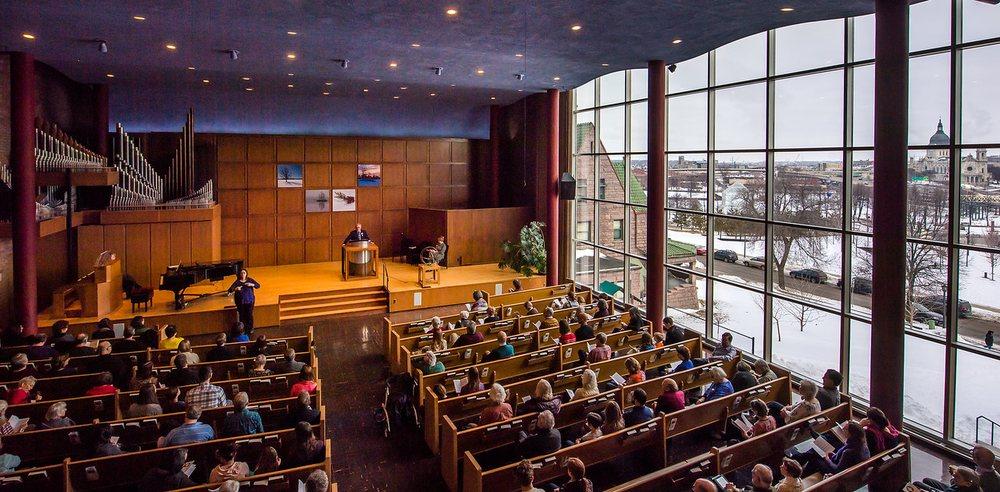 First Unitarian Society of Minneapolis: 900 Mount Curve Ave, Minneapolis, MN