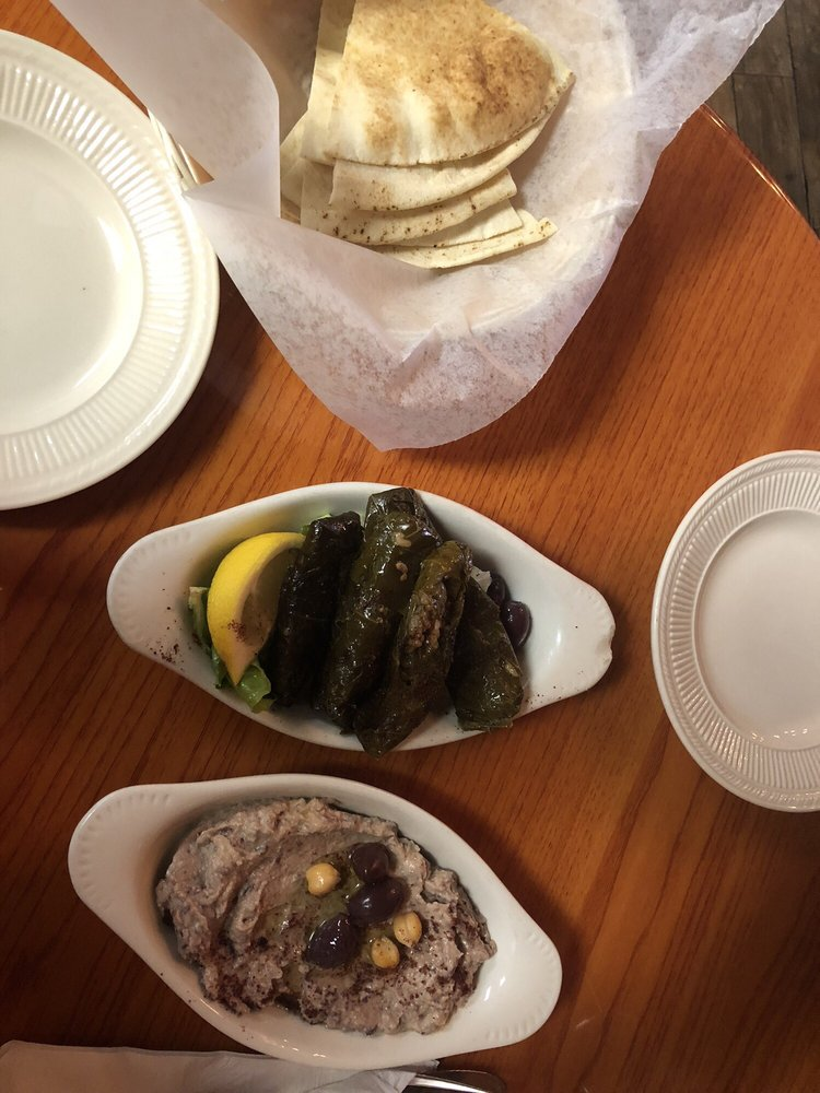 Food from Middle Eastern Cuisine