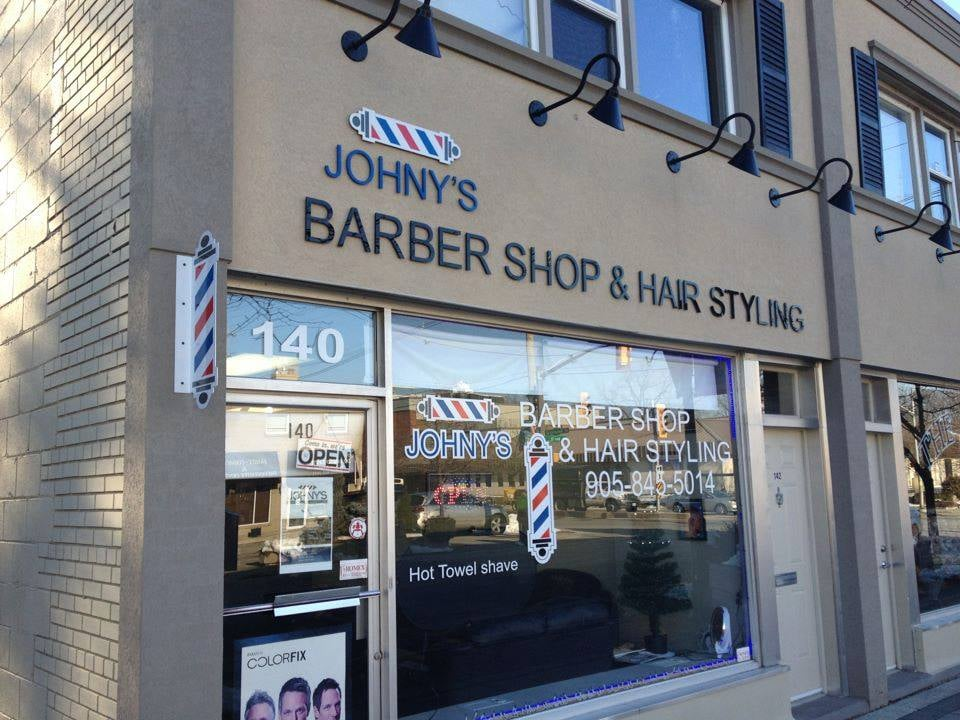 Johny's Barber Shop