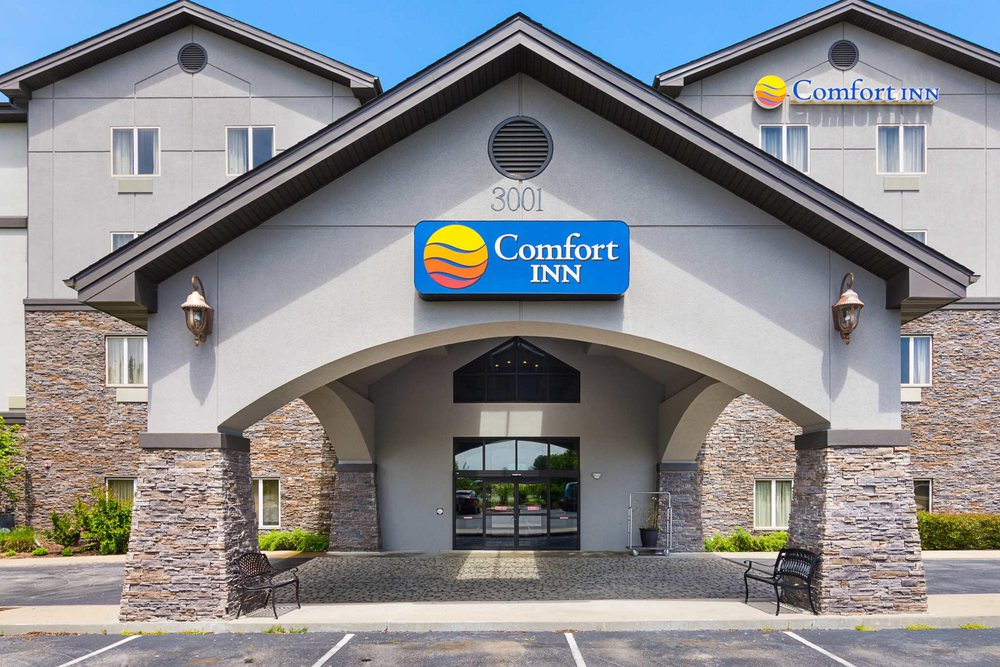 Comfort Inn Bentonville: 3001 NE 11th St, Bentonville, AR