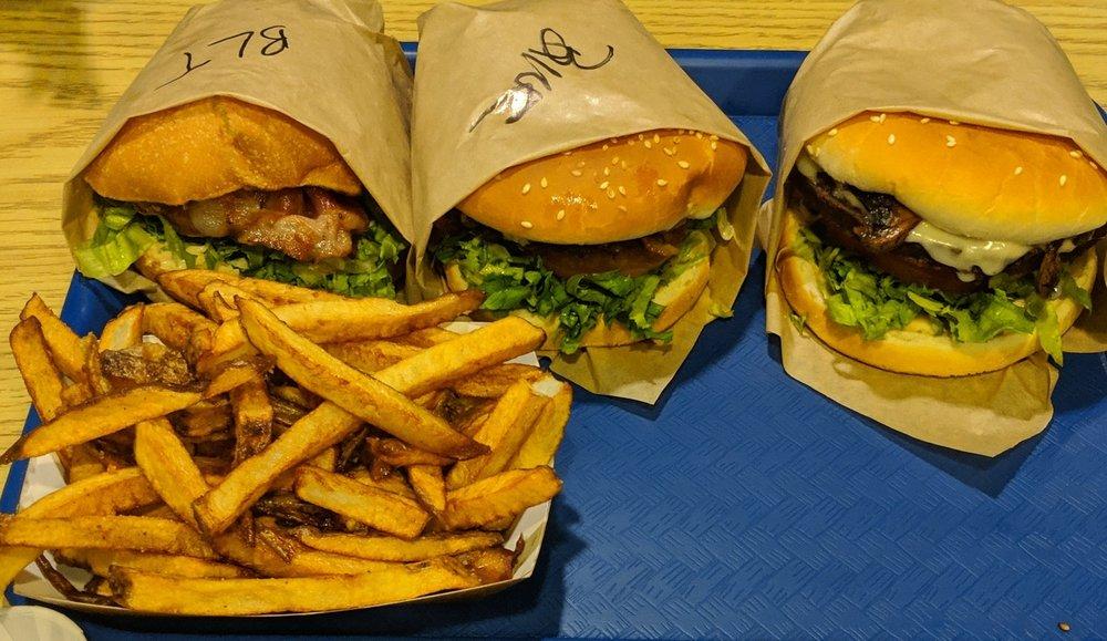 Rain City Burgers