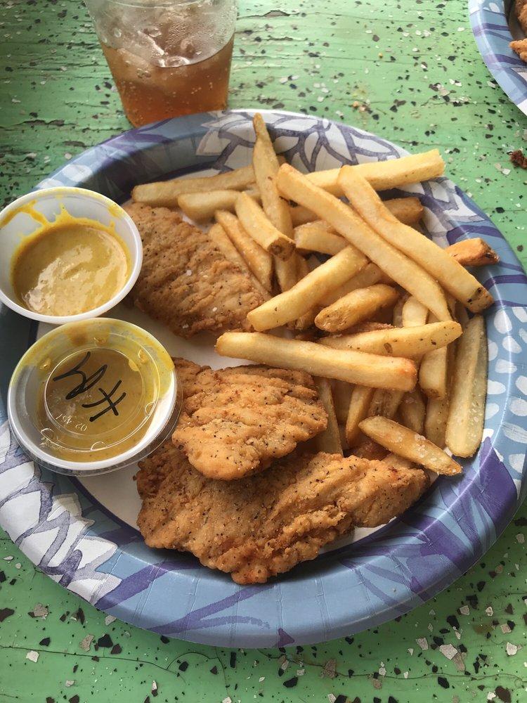 Goose Creek Marina - The Hideaway Grill: 25763 Rumbley Rd, Westover, MD
