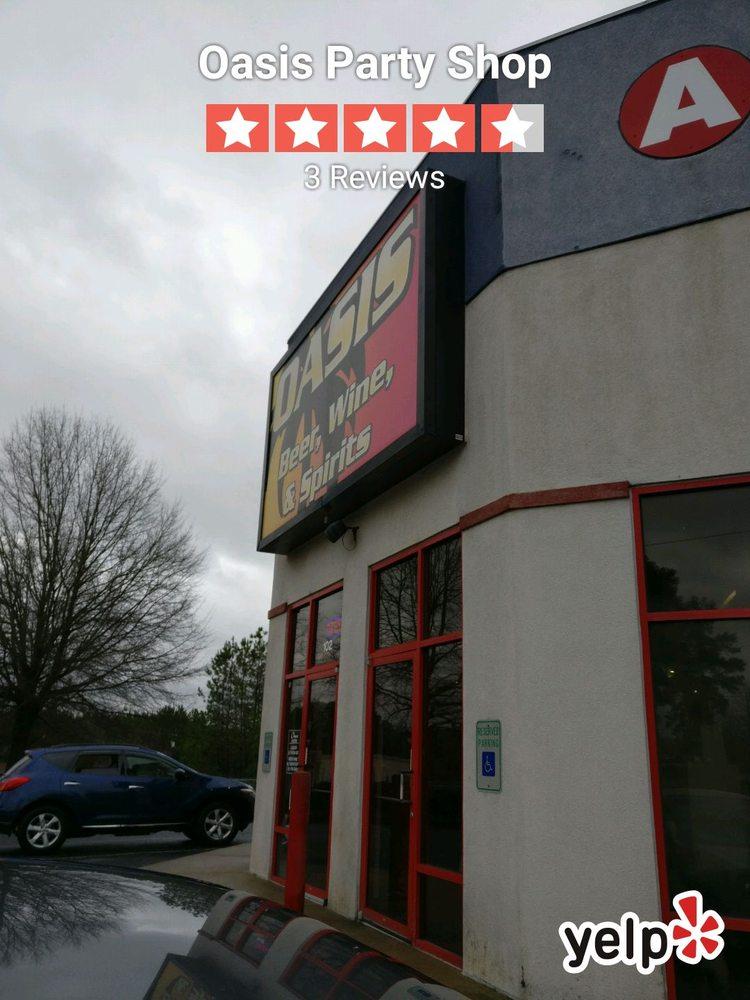 Oasis Party Shop: 102 Southport Rd, Spartanburg, SC