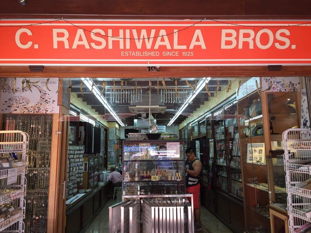 C. Rashiwala Bros - Singapore, Singapore. Store front