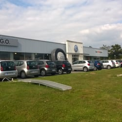 Concession volkswagen auto garage de l ouest for Garage auto france