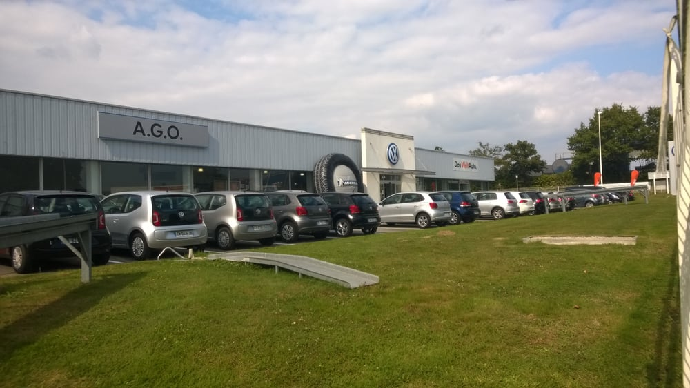 Concession volkswagen auto garage de l ouest for Garage herblay route de conflans