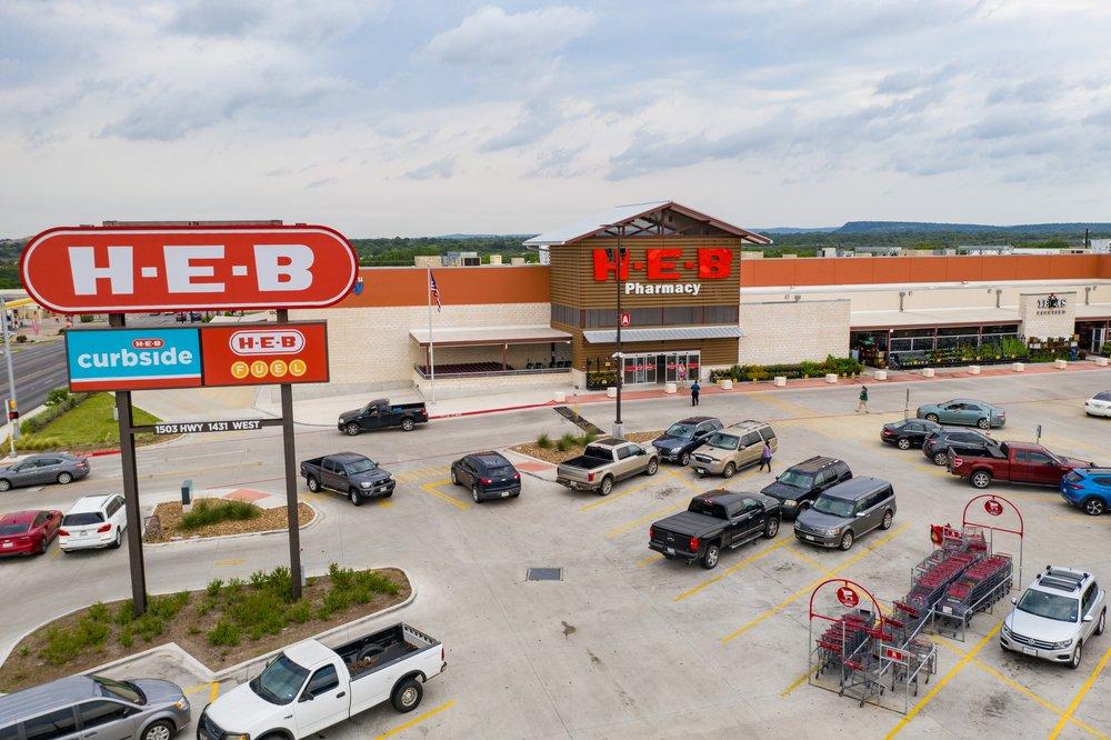 HEB: 1503 Fm 1431, Marble Falls, TX