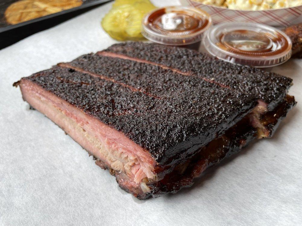 Brendyn's BBQ: 601 E Main St, Nacogdoches, TX