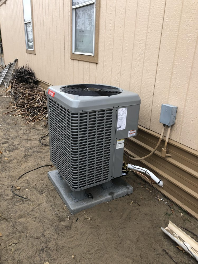 Comfort Pro's Heat & Air: 1211 Hubbard Rd, Yakima, WA