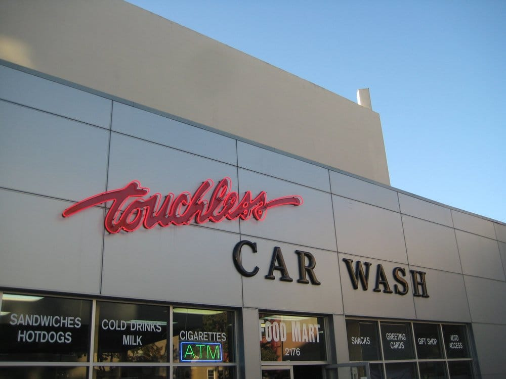 Touchless Car Wash O