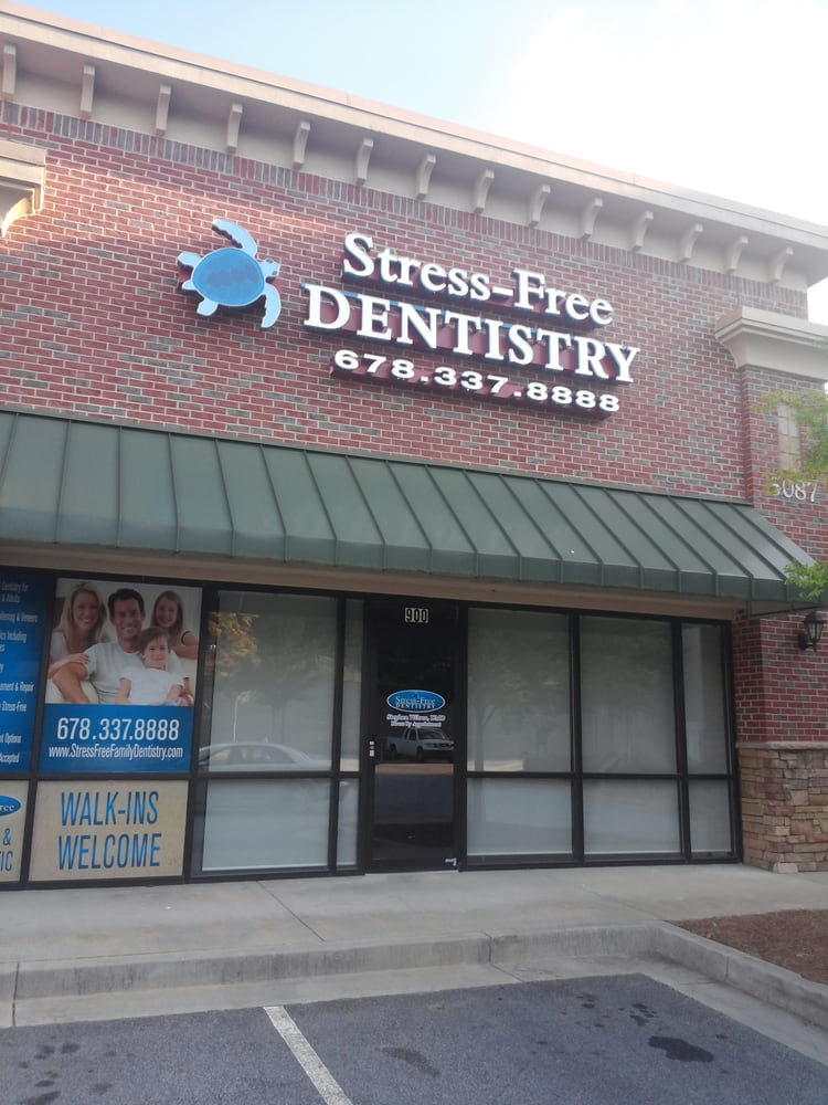 Dentists Powder Springs Ga Stress Free Dentistry Cosmetic