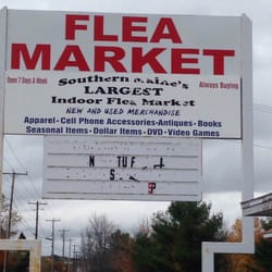 Southern Maine Indoor Flea Market Flea Markets 578 Us Route 1