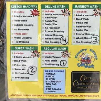 Country Village Hand Car Wash - 137 Photos & 187 Reviews