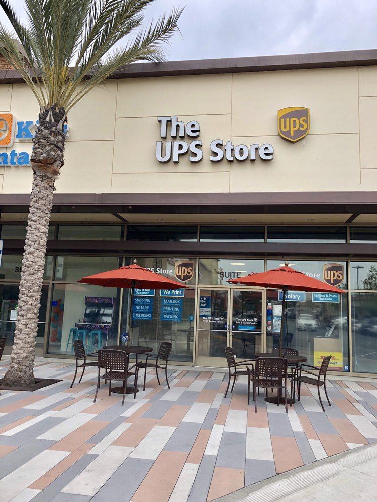 The UPS Store: 10643 Valley Blvd, El Monte, CA
