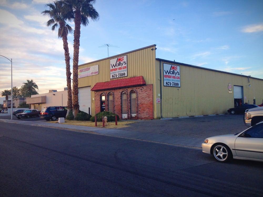 Wally s independent honda acura service center 11 for Honda auto service