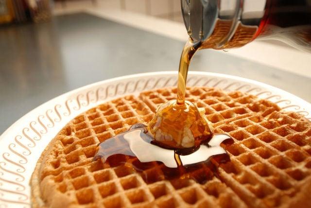 Waffle House: 1215 Hot Springs Hwy, Benton, AR