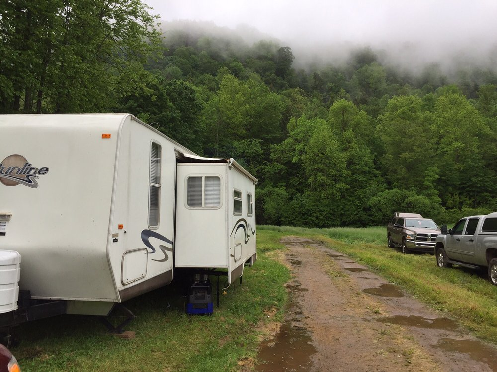 Almost Heaven Campground: 206 Sockview Rd, Forksville, PA