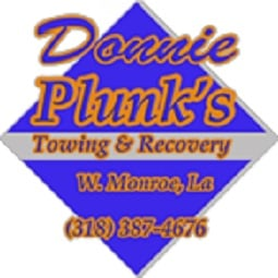 Donnie Plunk's Towing & Recovery: 243 Sterling Rd, West Monroe, LA
