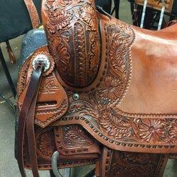 Sean Ryon Western Store Saddles Hats and Tack - 2707 N Main