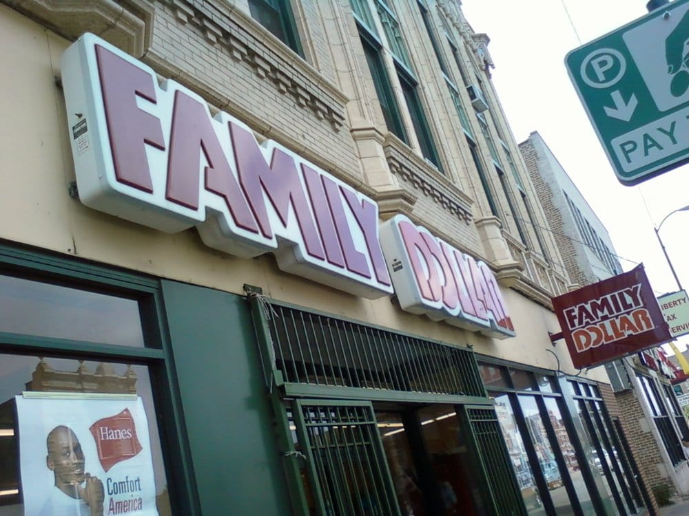 Family Dollar: 3217 W North Ave, Chicago, IL