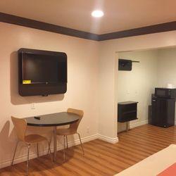 Photo Of Motel 6 Gardena Ca United States Tv Fridge And