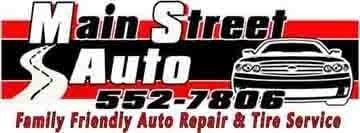 Main Street Auto & Tire Service: 1410 Main St, Elwood, IN