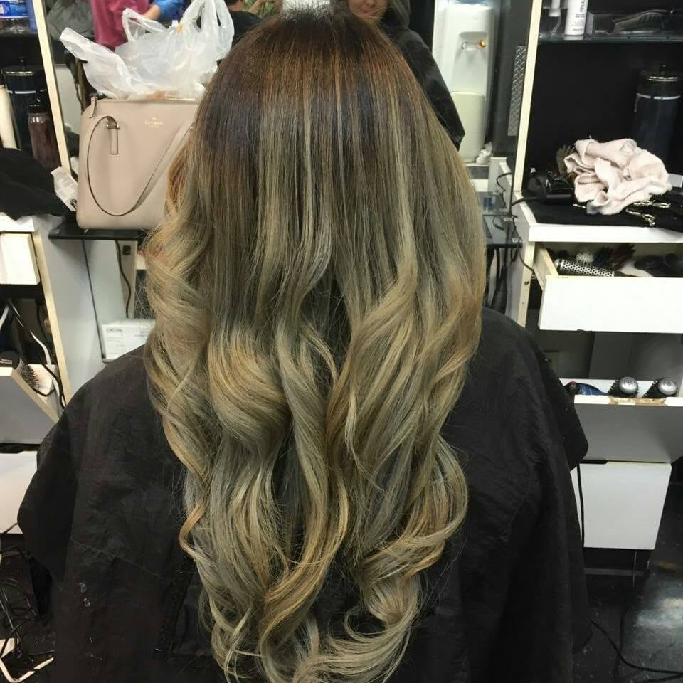 Balayage ombre yelp for A luxe beauty salon