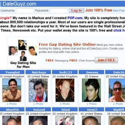 Free gay dating sites in the uk