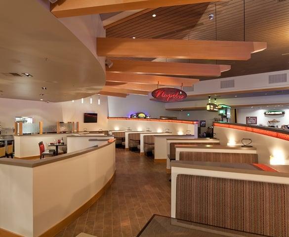 7 cedars casino restaurant