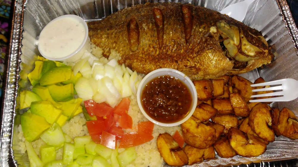 Liberian Merry Go Round African Restaurant
