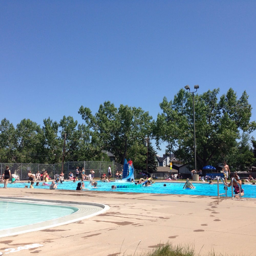 Pool With Slide Yelp