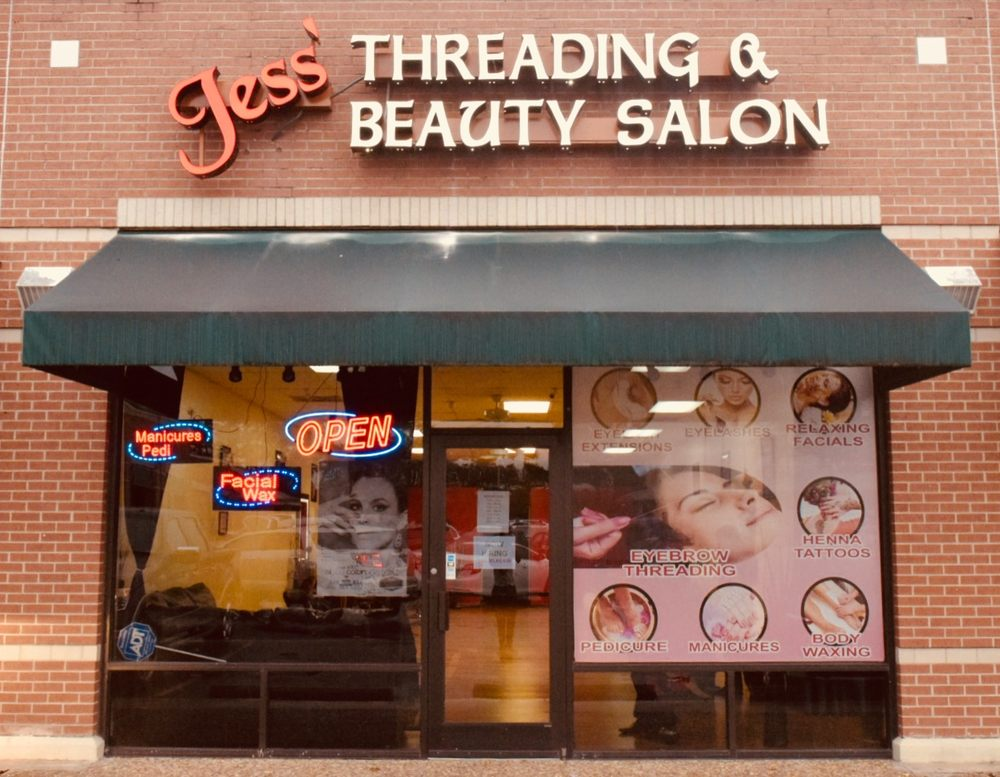 Jess' Threading & Beauty Salon: 10300 N Rodney Parham Rd, Little Rock, AR