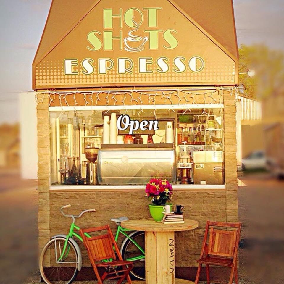 Hot Shots Espresso: 322 E Havens Ave, Mitchell, SD