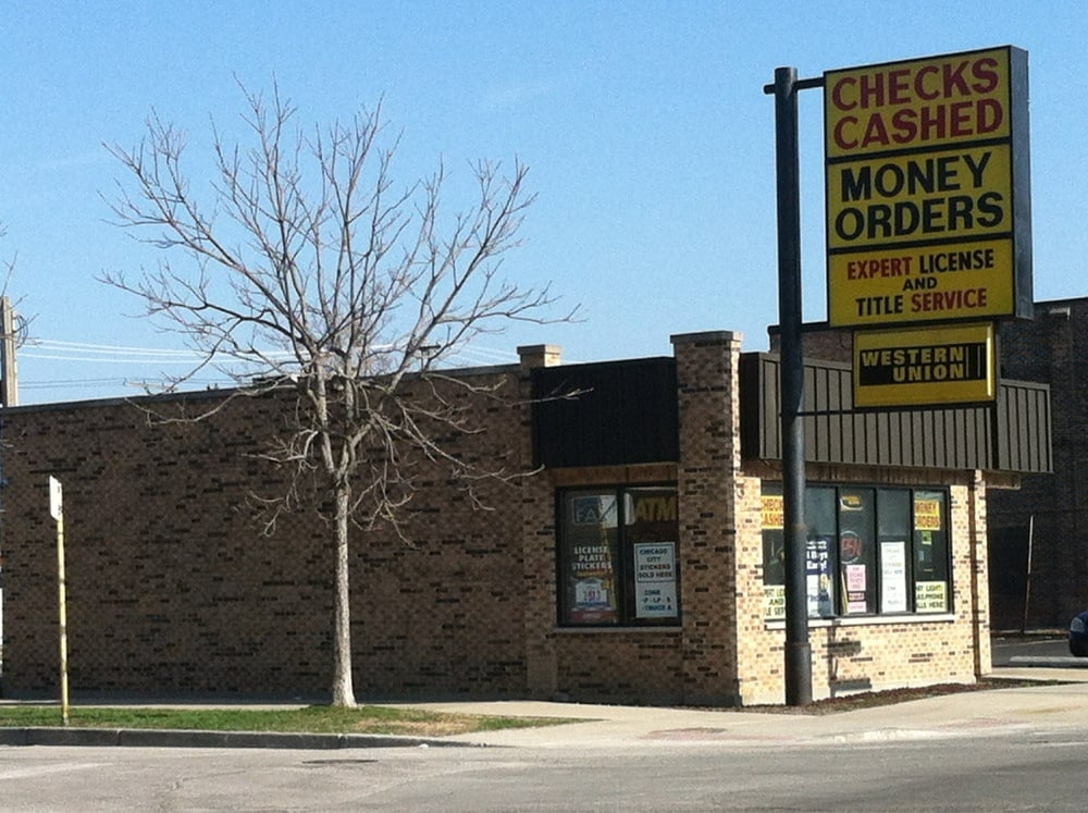 Clearing Currency Exchange: 6401 S Central Ave, Chicago, IL