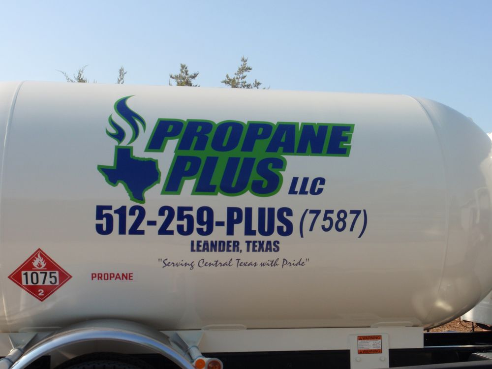 Propane Plus: 450 County Rd 180, Leander, TX