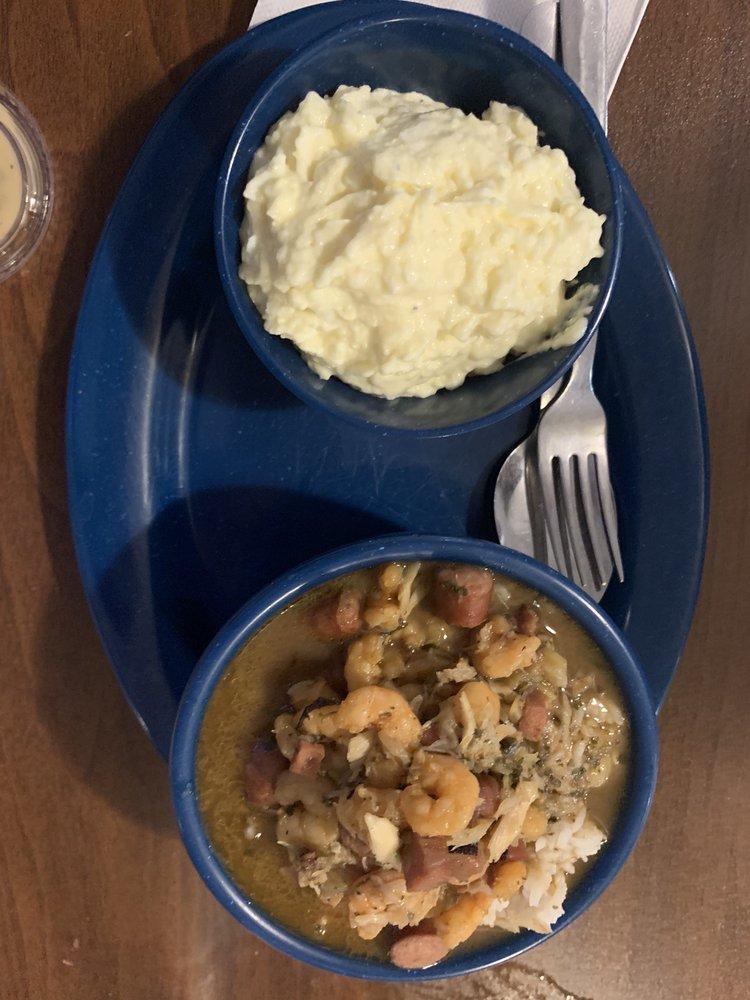 Me-Maws Cajun Cuisine: 13938 W Main St, Larose, LA