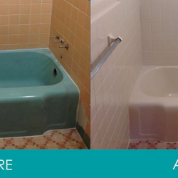 Wonderful Photo Of America Bathtub And Tile Refinishing   Miami, FL, United States ...
