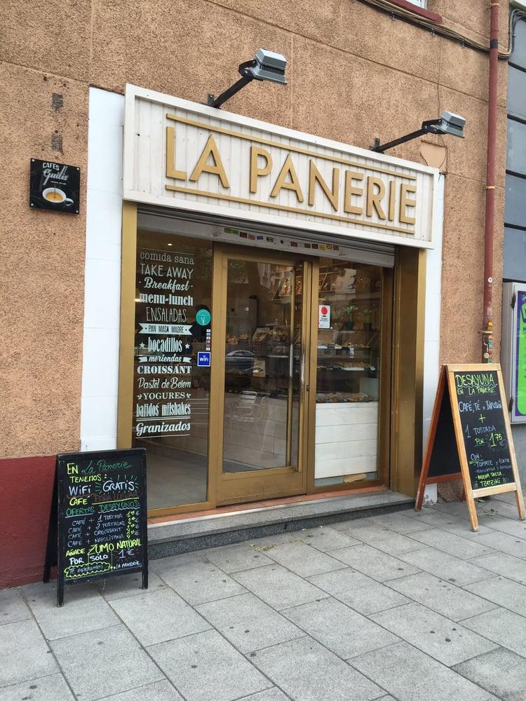 La Panerie: Calle de Francisco Silvela, 75, Madrid, M