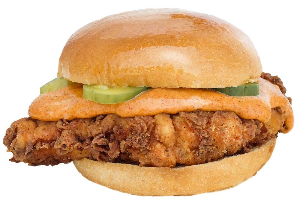 Food from Bird-N-Bun