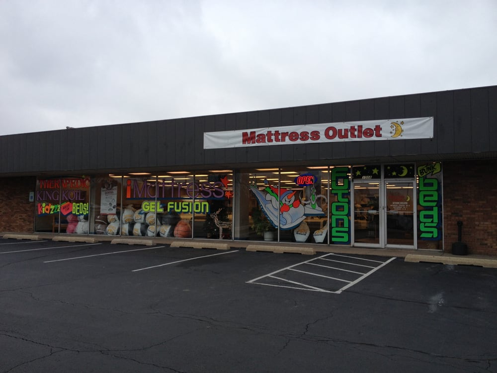 Mattress Outlet Mattresses 1508 E Kimberly Rd