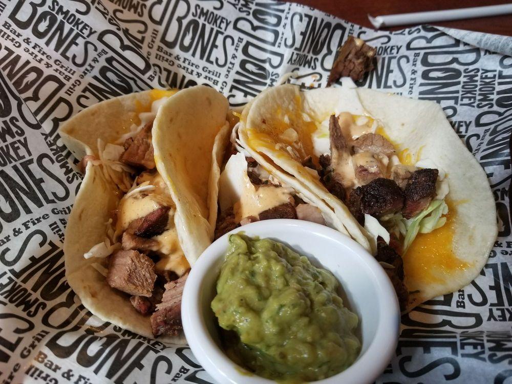 Smokey Bones Bar & Fire Grill: 2225 Gunbarrel Rd, Chattanooga, TN