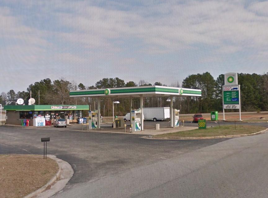 BP: 5325 Hwy 29, Grantville, GA