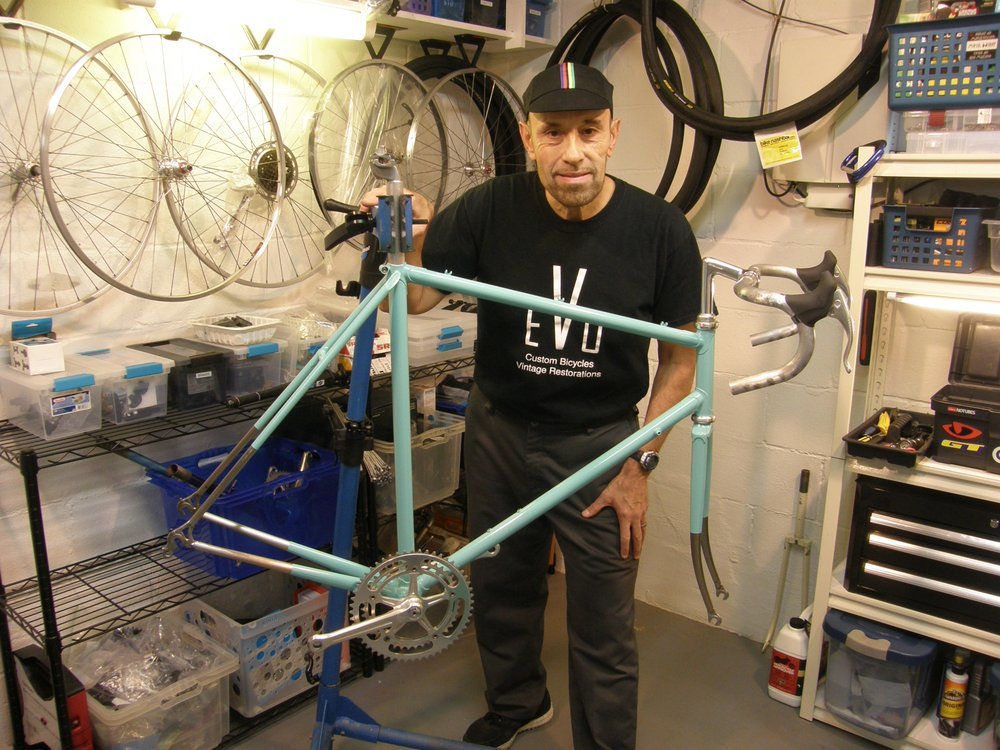 Evo Cycle Works: 1172 Taft St, Rockville, MD