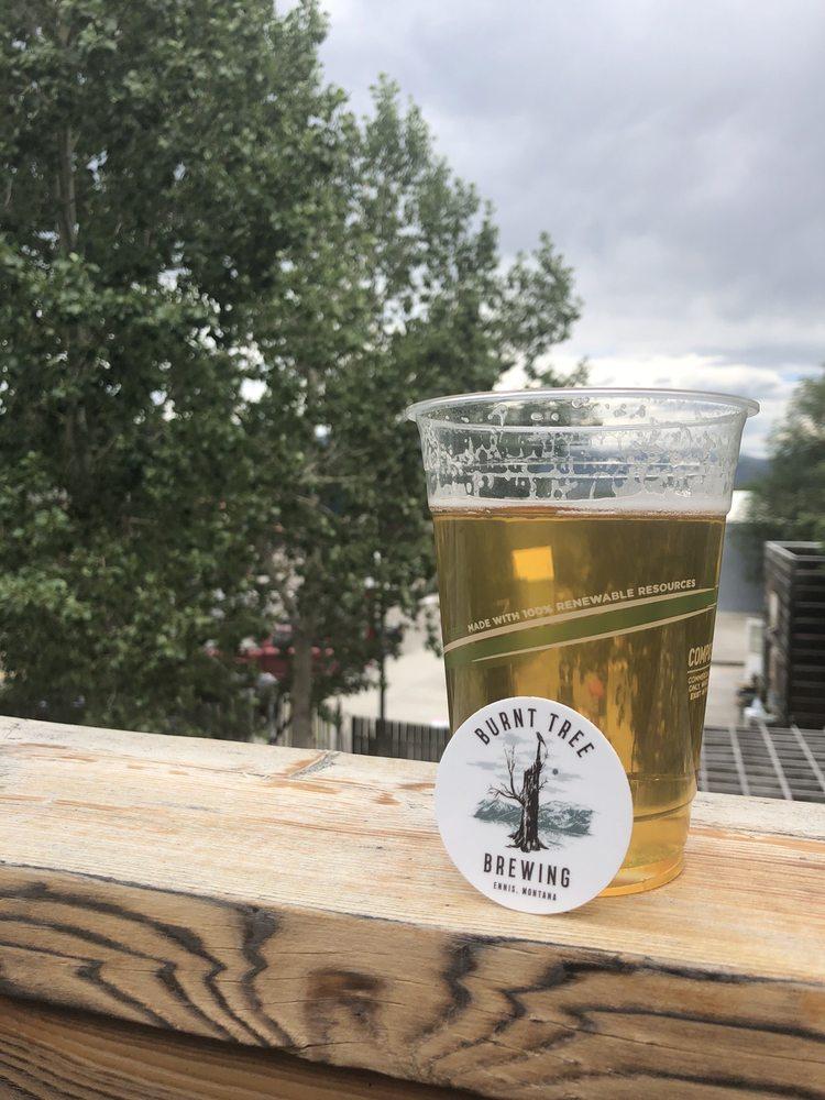 Burnt Tree Brewery: Ennis, MT