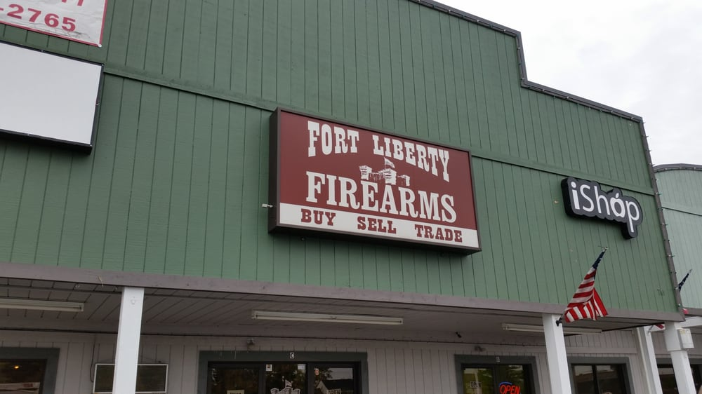 Fort Liberty Firearms: 8401 E US Highway 36, Avon, IN