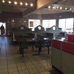 Photo Of Newton Service Plaza Ma United States Restaurant Seating Area