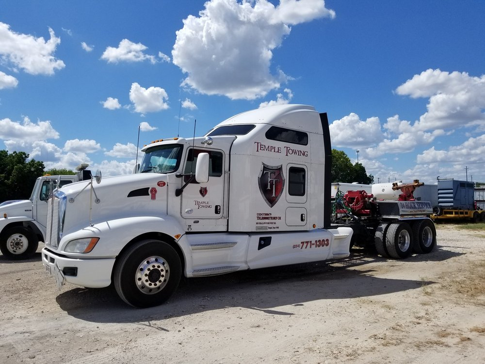 Towing business in Belton, TX