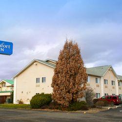 Photo Of Comfort Inn Ellensburg Wa United States