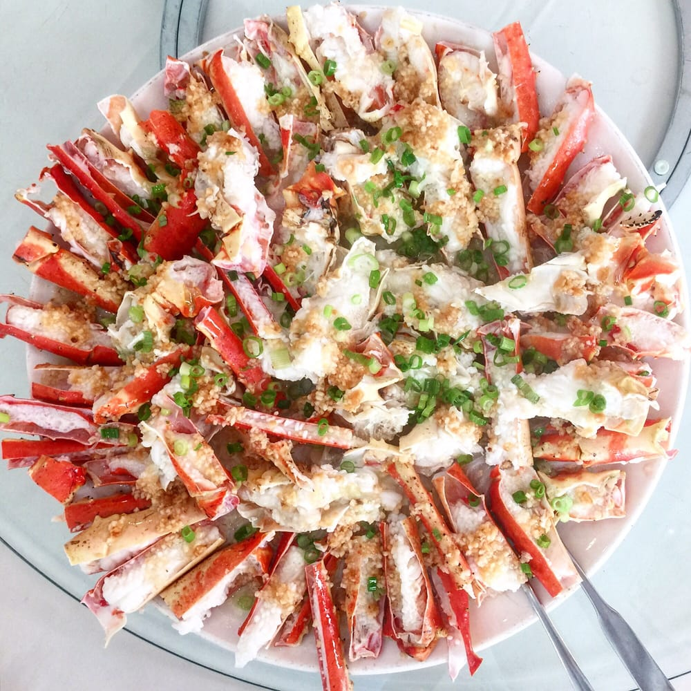 Photo Of Golden Prince Seafood Chinese Restaurant Markham On Canada King Crab
