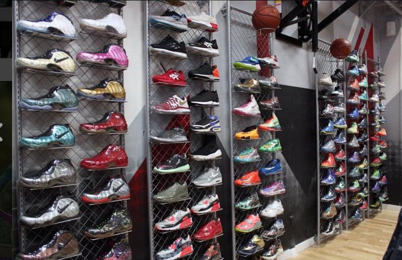 Mag Park Shoe Store